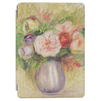 Pierre un vase à Renoir   de fleurs Protection iPad Air