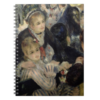 Pierre une boule de Renoir   chez Moulin de la Carnets