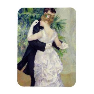 Pierre une danse de Renoir | dans la ville Magnet Flexible