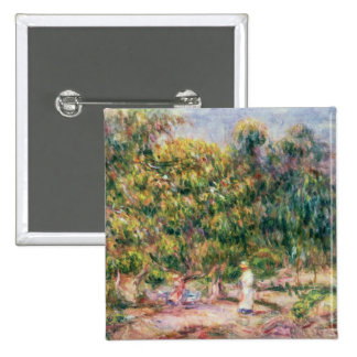 Pierre une femme de Renoir | dans le jardin de Les Pin's
