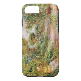 Pierre une femme de Renoir | dans un paysage Coque iPhone 7