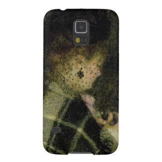 Pierre une jeune femme de Renoir   avec un petit Coques Pour Galaxy S5