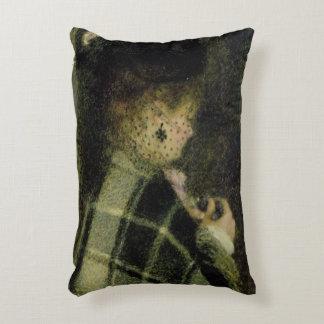 Pierre une jeune femme de Renoir   avec un petit Coussins Décoratifs