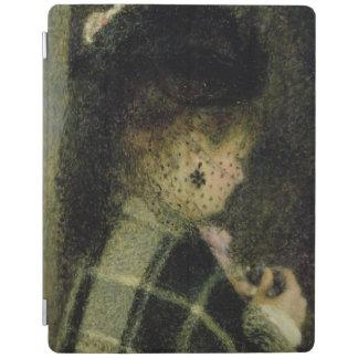 Pierre une jeune femme de Renoir | avec un petit Protection iPad