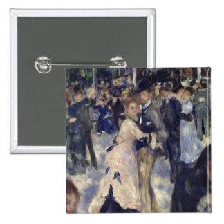 Pierre une La Galette de Renoir | Le Moulin de Badge