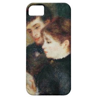 Pierre une lecture de couples de Renoir | Coque Barely There iPhone 5