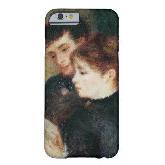 Pierre une lecture de couples de Renoir   Coque iPhone 6 Barely There
