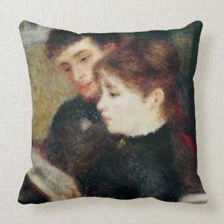 Pierre une lecture de couples de Renoir | Oreiller