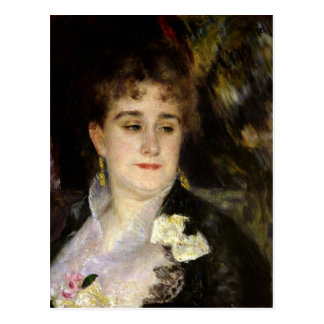 Pierre une Madame Georges Charpentier de Renoir | Carte Postale