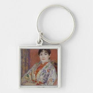 Pierre une Madame Heriot de Renoir | Porte-clés