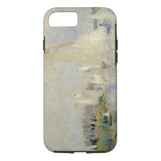 Pierre une régate de Renoir | à Argenteuil Coque iPhone 8/7