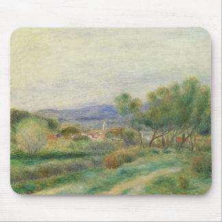 Pierre une vue de Renoir | de La Seyne, Provence Tapis De Souris