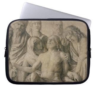 Pieta, le Christ mort Trousses Pour Ordinateur Portable
