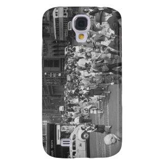 Piétons Coque Galaxy S4