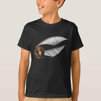 Pif d'or du charme   de Harry Potter T-shirt