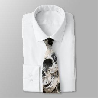 Pile de cravate de crânes