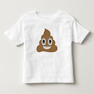 Pile de Poo Emoji T-shirt Pour Les Tous Petits