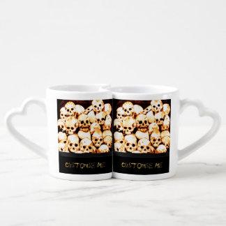 Pile-O-Crânes (âgés) Set Mugs Duo