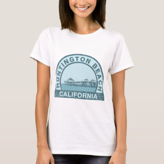 Pilier de Huntington Beach T-shirt