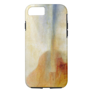 Pilier d'Inverary, loch Fyne, matin, c.1840-50 Coque iPhone 8/7