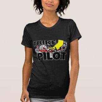 Pilote de tricycle t-shirt