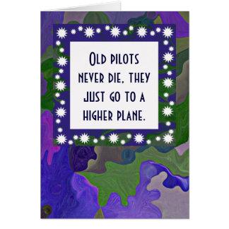 pilote la carte de retraite