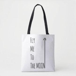 Pilotez-moi à la lune - le sac nerd libre de
