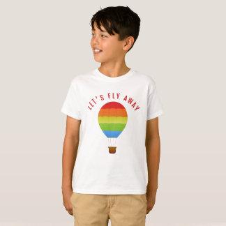 Pilotons le T-shirt drôle parti et chaud de