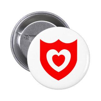 Pin affectueux de jour badges