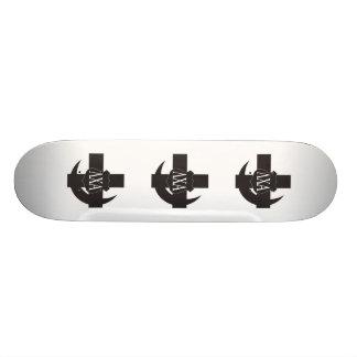 Pin d'amitié de Chi de lambda Plateau De Skateboard