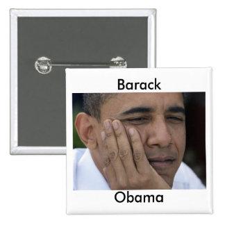 Pin de Barack Obama Pin's