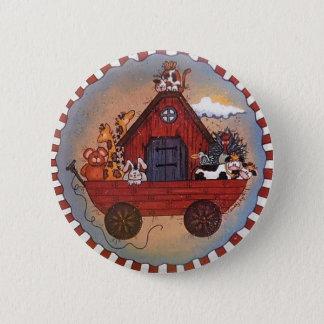 Pin de bouton de Noé deux Badge