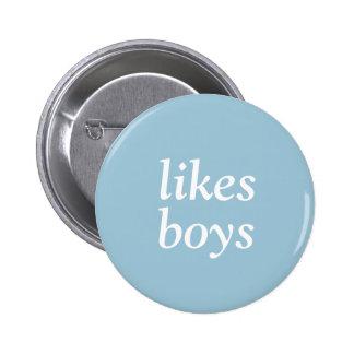 Pin de garçons pin's