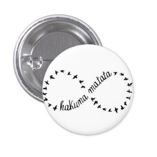Pin de Hakuna Matata Badges