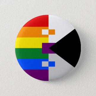 Pin de Homoromantic Demisexual Badges