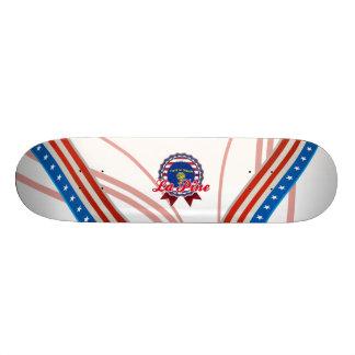 Pin de La, OU Skateboards Personnalisés