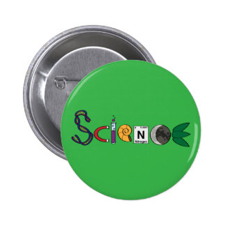 Pin de la Science Badge