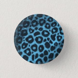 Pin de léopard de turquoise badges