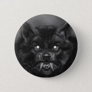 Pin de loup-garou/bouton pin's