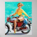 Pin de moto posters