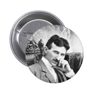 Pin de Nikola Tesla Pin's