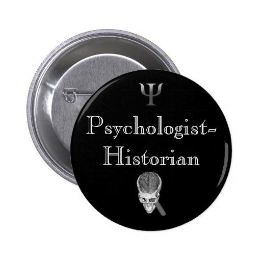 Pin de Psychologue-Historien Pin's
