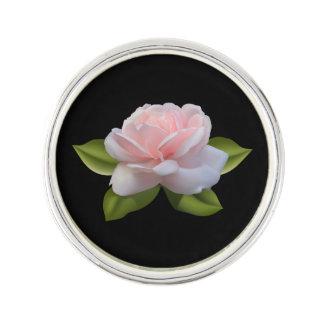 Pin de revers de festival de rose de rose de Mlle Épinglette