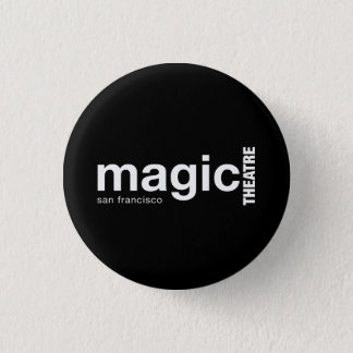 Pin magique de logo de théâtre badge