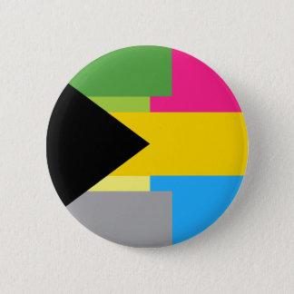 Pin Pansexual de Demiromantic Badges