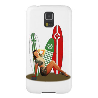 Pin-up Basque France Coques Pour Galaxy S5