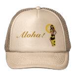 Pin-up de Wahine 1 chapeau Casquette