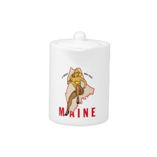 pin-up du Maine