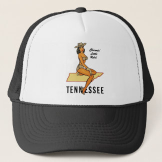 Pin-up du Tennessee Casquette