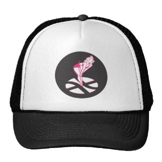 Pin Up on the Tôle Cap Casquettes